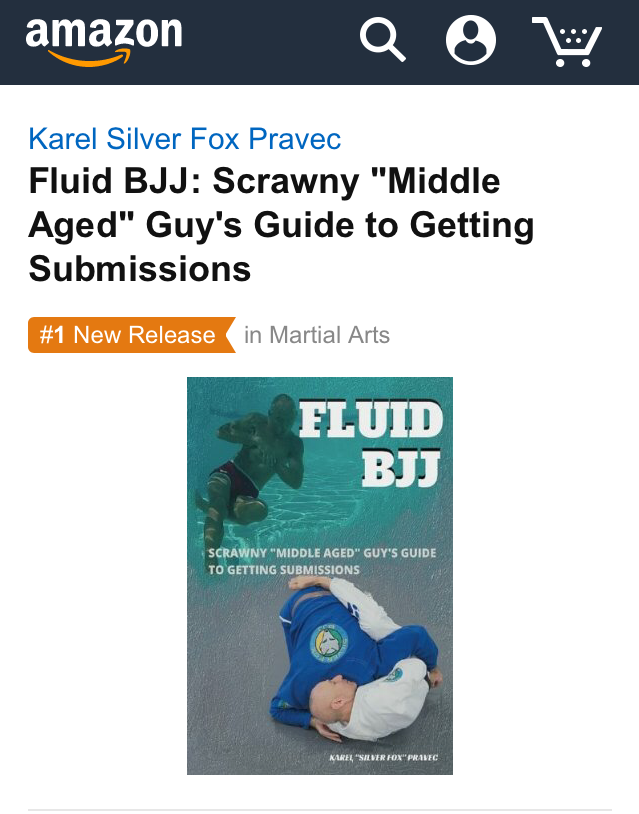 #1 New Release On Amazon
